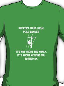 Support Lineman 2 T-Shirt