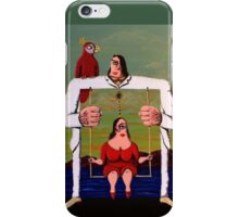 Swing of Love iPhone Case/Skin