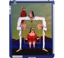 Swing of Love iPad Case/Skin