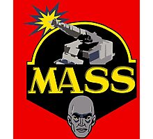 M.A.S.S. The Ultimate Weapon Photographic Print