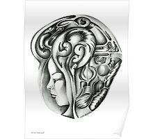 Beyond the Veil - the Headgear Series Poster