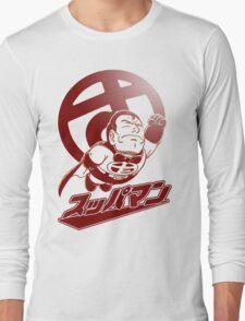 Suppaman Long Sleeve T-Shirt