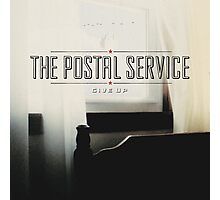The Postal Service - Give Up Photographic Print