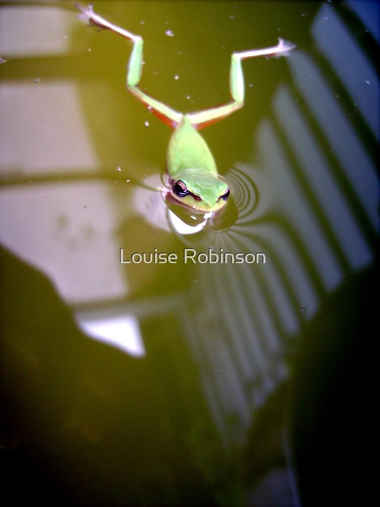 Swim by Louise Robinson