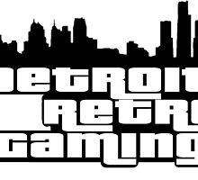 Detroit Retro Gaming by ChrisVsBacklog