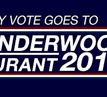 UNDERWOOD 2016 -ANY COLOR EDITION- by FlapsZero
