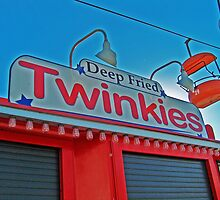 Deep Fried Twinkies by Fred Seghetti
