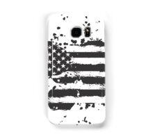 Grunge US Flag Samsung Galaxy Case/Skin