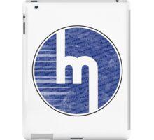 60's Badge iPad Case/Skin
