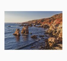 Sea Stacks at Garrapata State Park Kids Tee