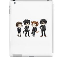 Psycho Pass - The squad iPad Case/Skin