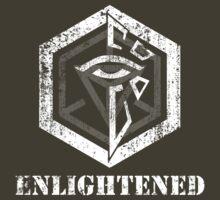 ENLIGHTENED - Ingress T-Shirt