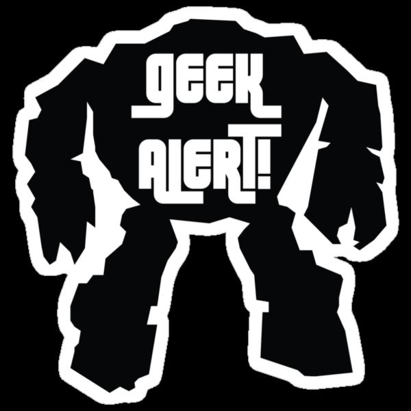 Geek Alert! by tastypaper