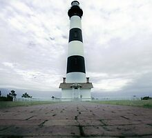 bodie island lighthouse by Alexandr Grichenko