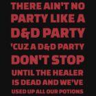 D&D Party by BananaForScale