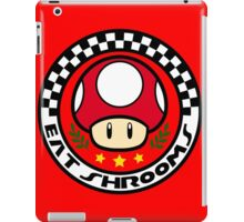 Eat Shrooms iPad Case/Skin