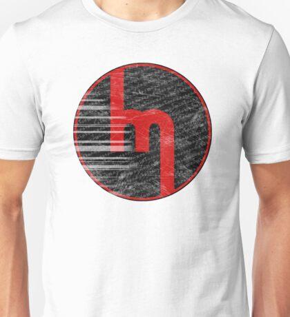 60's Miata Badge red Unisex T-Shirt