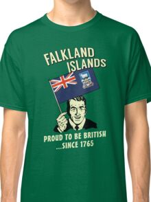 Falkland Islands - Since 1765 Classic T-Shirt