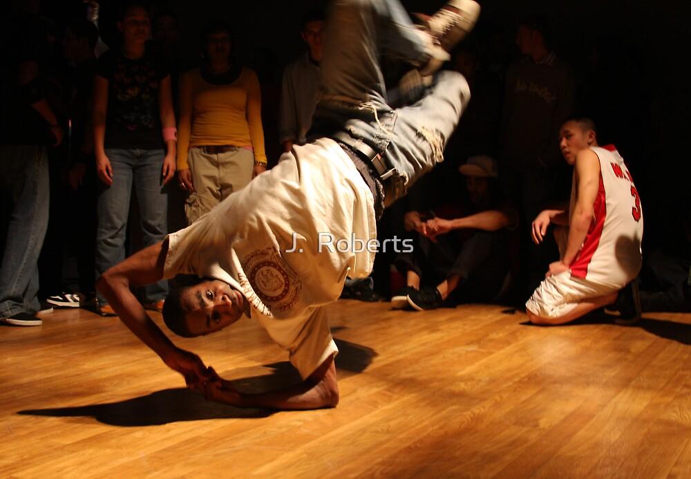 Break Dancer 6 by J.  Roberts