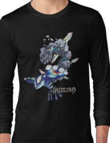 Becca's Mega Steelix & Primal Kyogre Long Sleeve T-Shirt