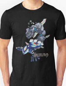 Becca's Mega Steelix & Primal Kyogre T-Shirt