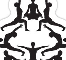 Yoga - 1st Movement Sticker