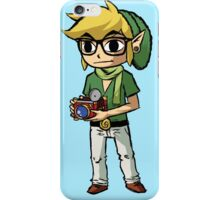 Hipster Link iPhone Case/Skin