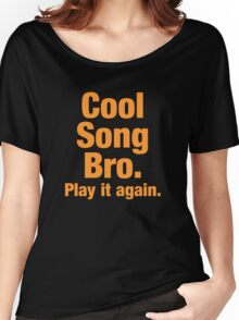 Cool Song Women's Relaxed Fit T-Shirt