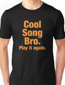 Cool Song Unisex T-Shirt
