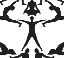Yoga - 2nd Movement Sticker