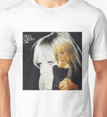 Nico - Chelsea Girl Unisex T-Shirt