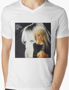 Nico - Chelsea Girl Mens V-Neck T-Shirt