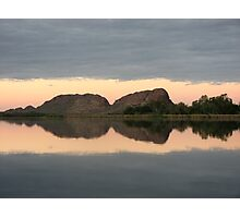 Budda and Elephant Rock - Western Australia Photographic Print