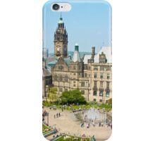 Sheffield Peace Gardens iPhone Case/Skin