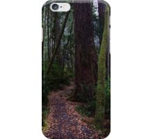 Protected forest iPhone Case/Skin