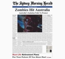 7 Days Later - The Sydney Morning Herald by Saxivore