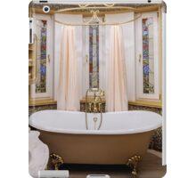 interior bathroom in classic style iPad Case/Skin