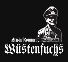 erwin rommel by hottehue