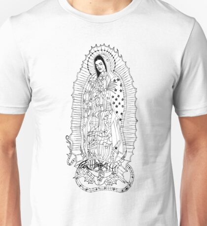 Our Lady of Guadalupe Unisex T-Shirt