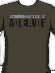 Schrödinger's Cat - Light T-Shirt