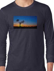 Zip-A-Tree-Doo-Dah Long Sleeve T-Shirt