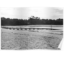 Point Leo boat ramp Poster