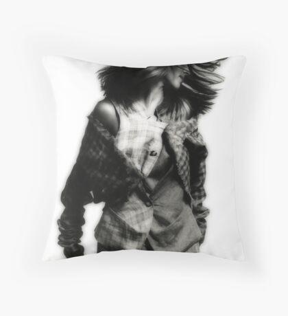 Ecstacy Throw Pillow