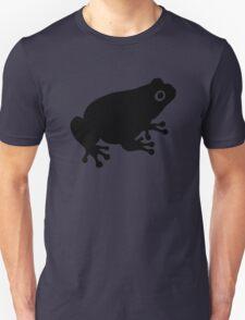 Black toad frog T-Shirt