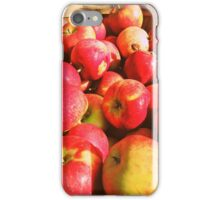 Bayfield Apples  iPhone Case/Skin