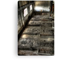 Tomb of the Unknown Machinery. Canvas Print