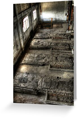 Tomb of the Unknown Machinery. by Steve Chapple