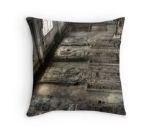 Tomb of the Unknown Machinery. Throw Pillow