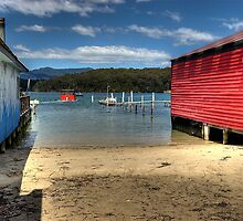 The Boatsheds by GailD