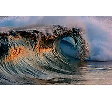 Perfect Wave 2 Photographic Print